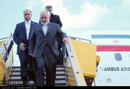 Zarif arrives in Istanbul for talks with Ashton