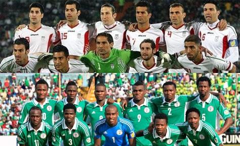 ایران – نیجریه کسل کننده ترین بازی جام؟