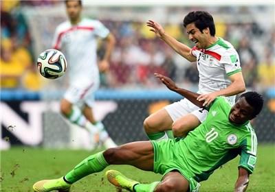 حیدری: تساوی برابر نیجریه نتیجه مناسبی است