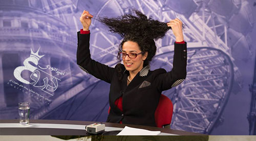 وقتی عناصر رانده از جامعه ایرانی در غرب کشف حجاب می کنند!/از بیحجابی داوودی مهاجر تا برهنگی شاهین نجفی مرتد!