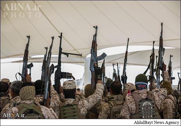 تشکیل گردان حضرت عباس(ع) در کربلا