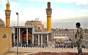 حمله خمپاره ای به حرمین عسگریین(ع)