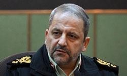 احمدی مقدم: ایران در اوج امنیت است
