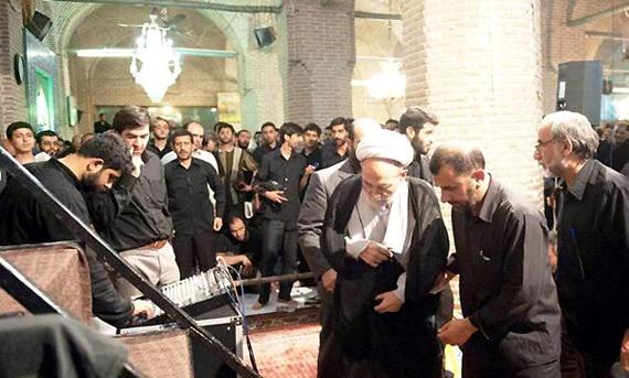 سخنرانی خواندنی حاج آقا مجتبی تهرانی