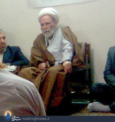 دیدار فرماندهان حزب الله لبنان با آقا مجتبی تهرانی