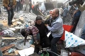 شهادت 119نفراز مردم غزه در روزگذشته