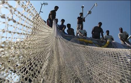 تصاویر/ ماهیگیران غزه به دریا رفتند