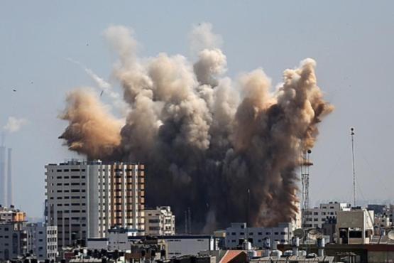 نقض آتش بس غزه با وجود توافق ۵ روزه