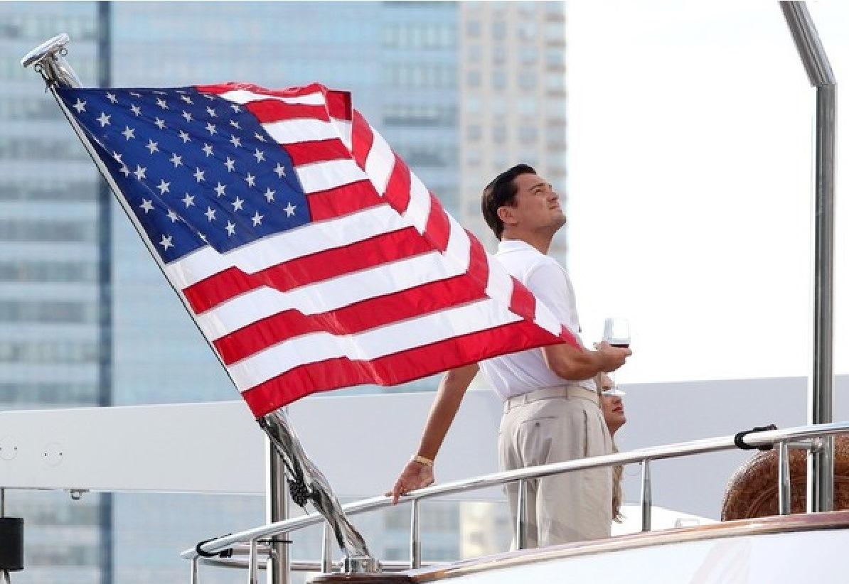 نماد شناسی عزت در سینما؛ پرچم نماد اقتدار+تصاویر