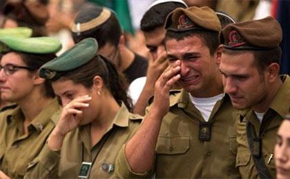 خودکشی سه نظامی رژیم صهیونیستی
