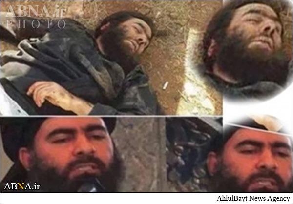 کردهای کوبانی: هلاکت رهبر داعش+عکس