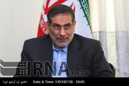 Shamkhani says Iran does not believe in US idea of fighting terrorism