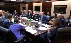 نشست تیم امنیتی اوباما با موضوع داعش