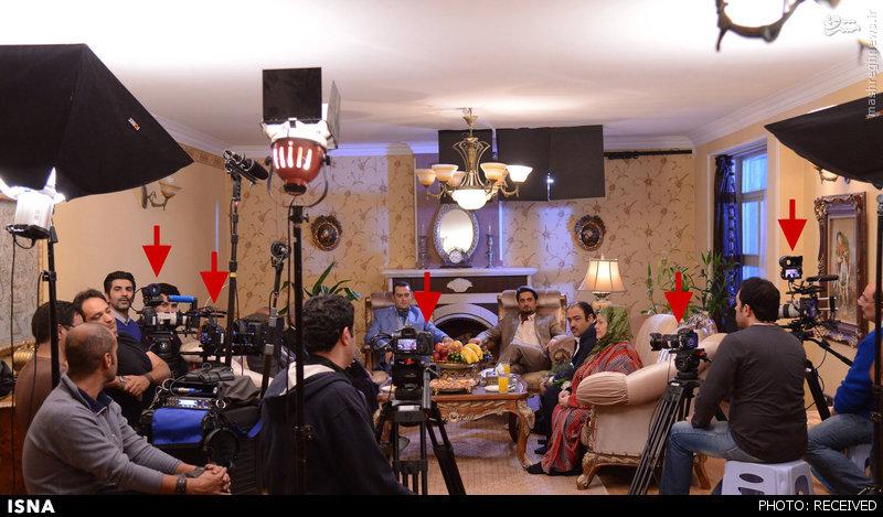 6 دوربین در یک «اتاق عمل»!+عکس