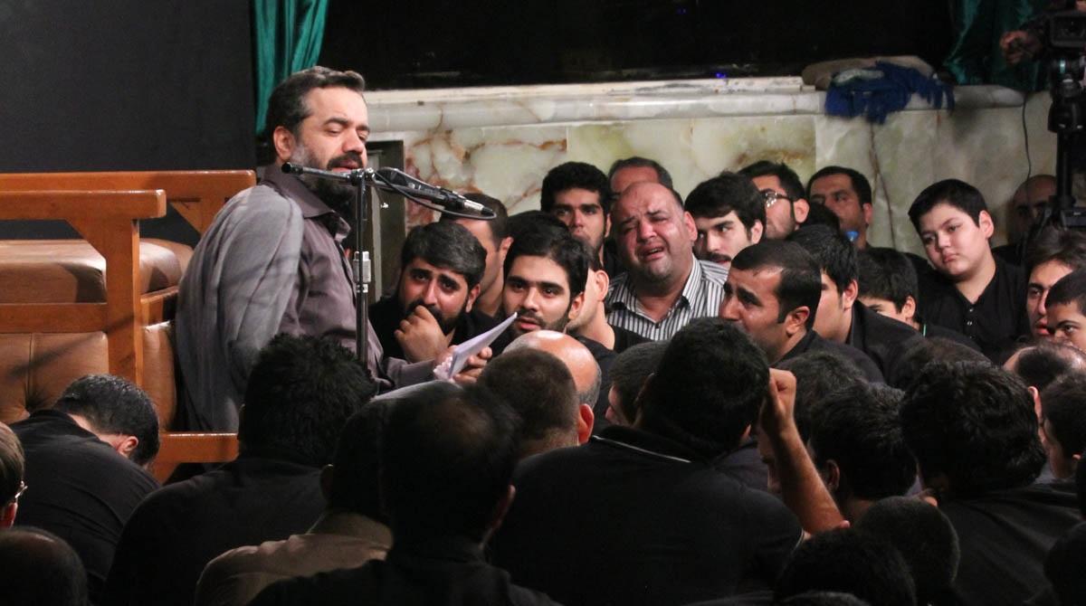 محمود کریمی: بیخیالی از «فتنه» نامردی است+صوت
