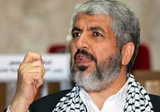فراخوان خالد مشعل برای دفاع از مسجدالاقصی
