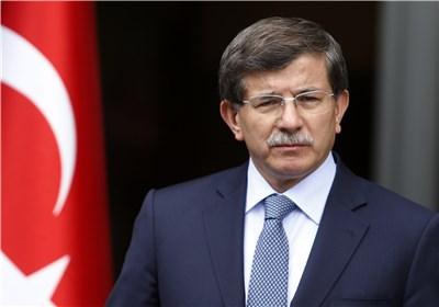 دیدار نخستوزیر ترکیه با آیتالله سیستانی