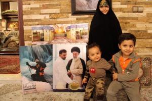 یک ساعت با نوه های شهید طهرانی مقدم