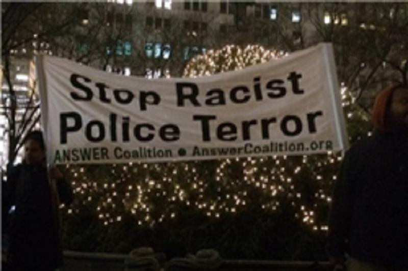 آغاز دوباره اعتراضات در نیویورک؛ پلیسهای قاتل را زندانی کنید!