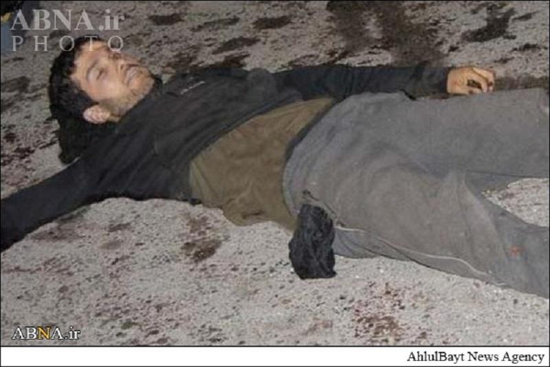 هلاکت امیر داعش الجزایر+عکس
