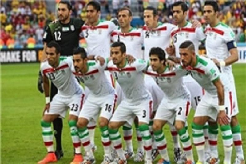 ترکیب تیم ملی برای دیدار با عراق