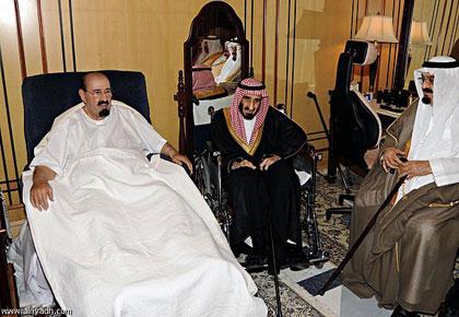 شاهزاده سعودی از مرگ ملک عبدالله خبر داد
