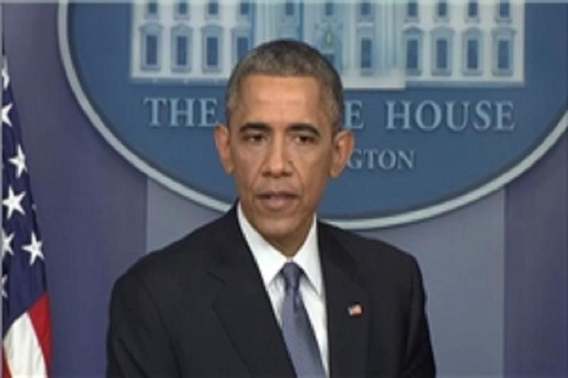 اوباما: قیمت نفت پائین نخواهد ماند