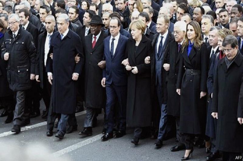 نتانیاهو و محکومیت افراط گرایی!+عکس