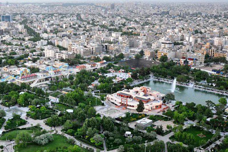 اراضی آستان قدس تعیین تکلیف شد