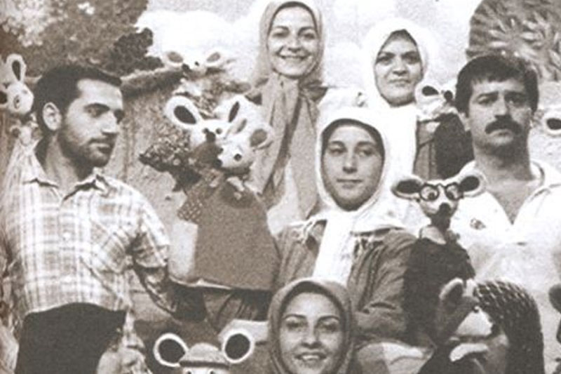 عکسی خاطره انگیز برای دهه شصتی ها