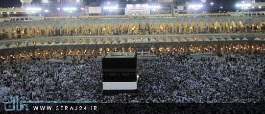 دستور پادشاه عربستان برای جلوگیری از تخریب بخشی از خانه خدا!