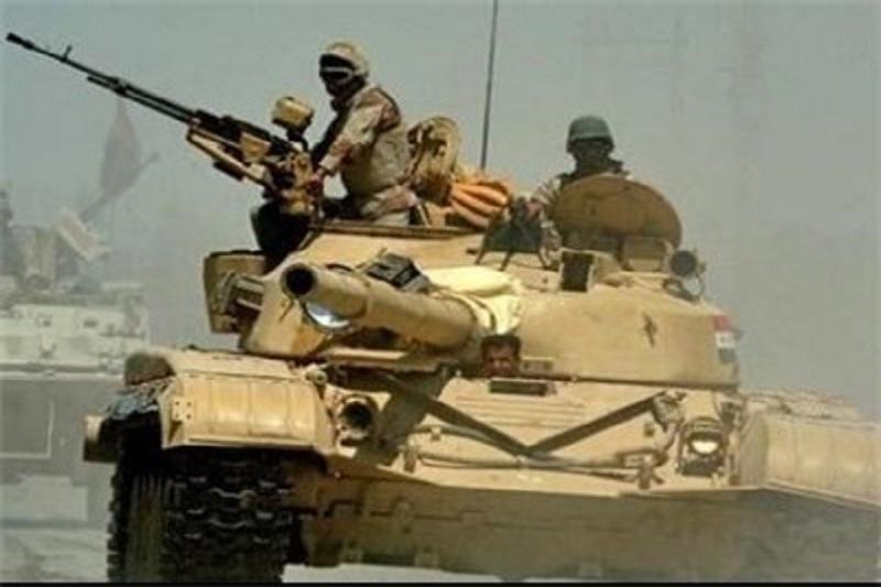 اعلام منع آمد و شد در الرمادی عراق