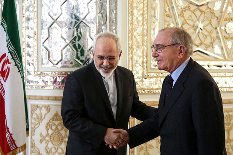 دیدار وزرای خارجه ایران و پرتغال
