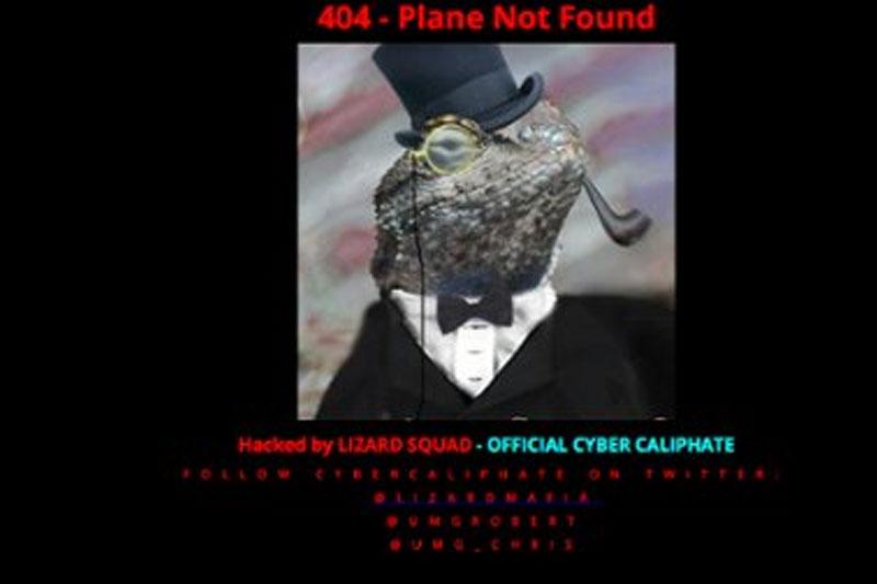 مارمولکی که هواپیمایی مالزی را هک کرد