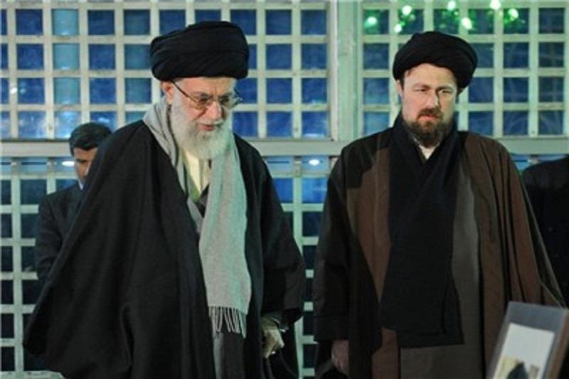 امام خامنهای در مرقد مطهر امام راحل و گلزار شهدای بهشت زهرا حضور یافتند