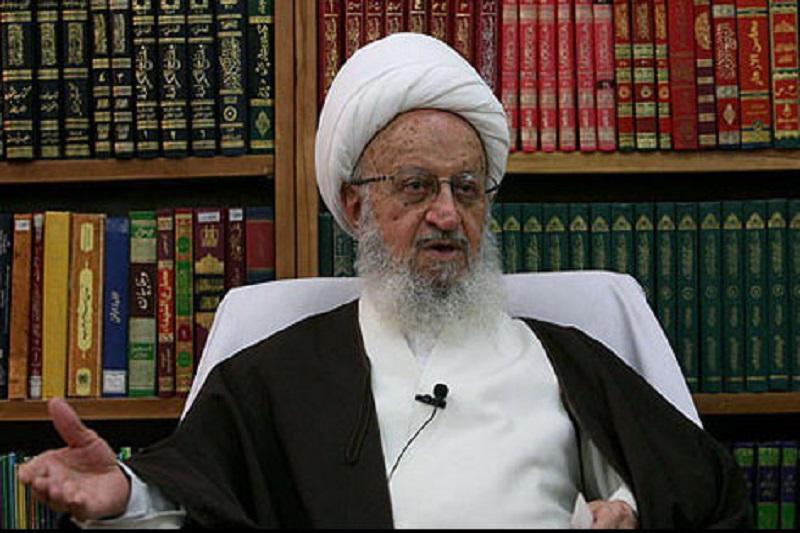 تقدیر مکارم شیرازی از تفکیک محیط کار بانوان و آقایان در شهرداری تهران