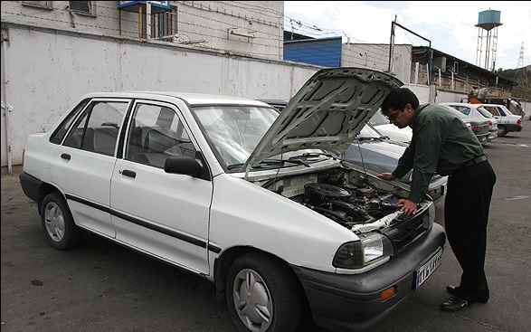 نقش مهم معاینه فنی در کاهش تصادفات رانندگی