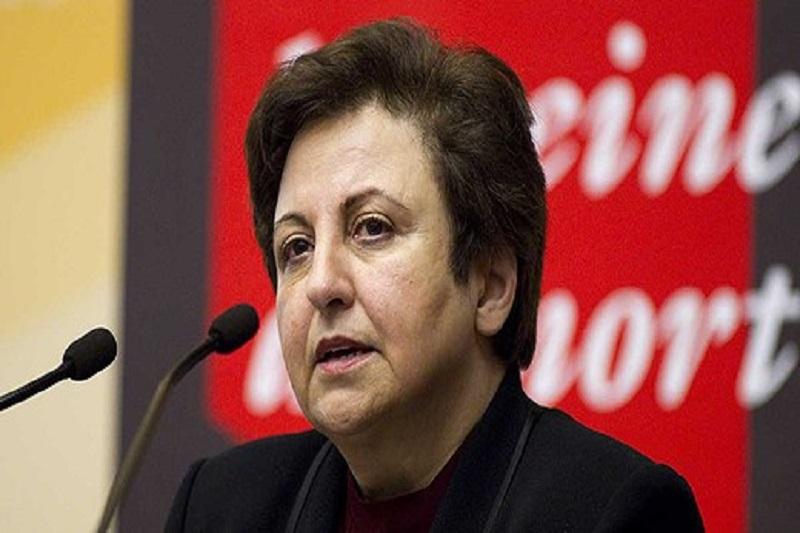 شیرین عبادی عامل شکنجه جوانان در ایران
