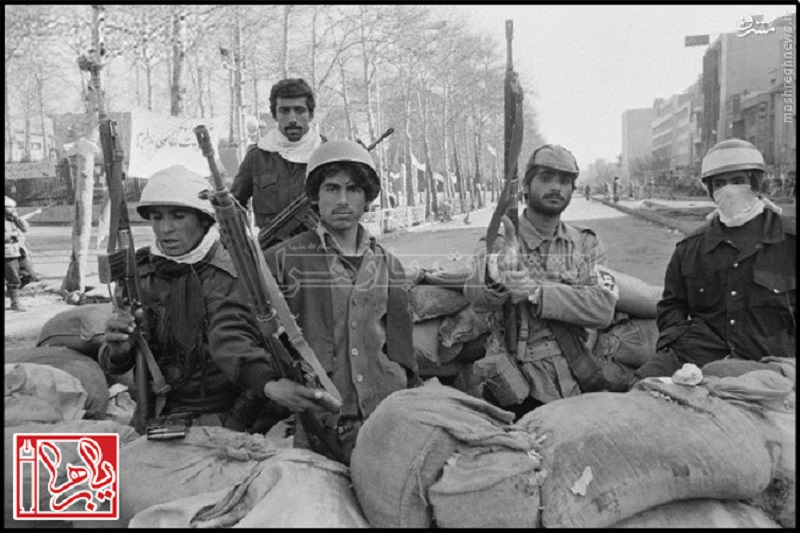 اولین پاسداران انقلاب+عکس