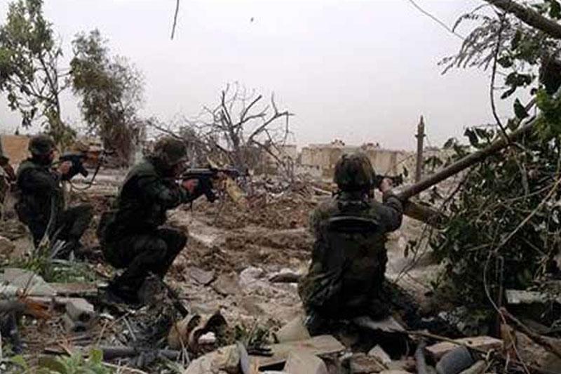 ارتش سوریه عملیات شهدای قنیطره را آغاز کرد