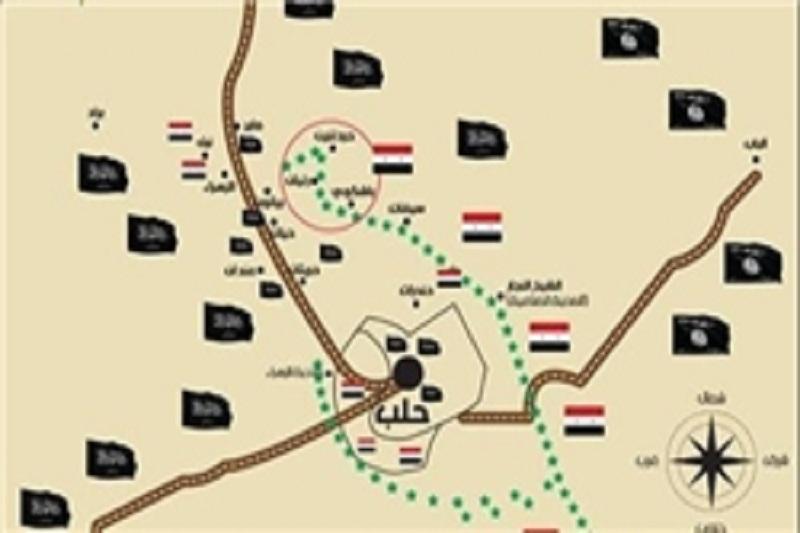 ارتش سوریه در آستانه دو پیروزی بزرگ