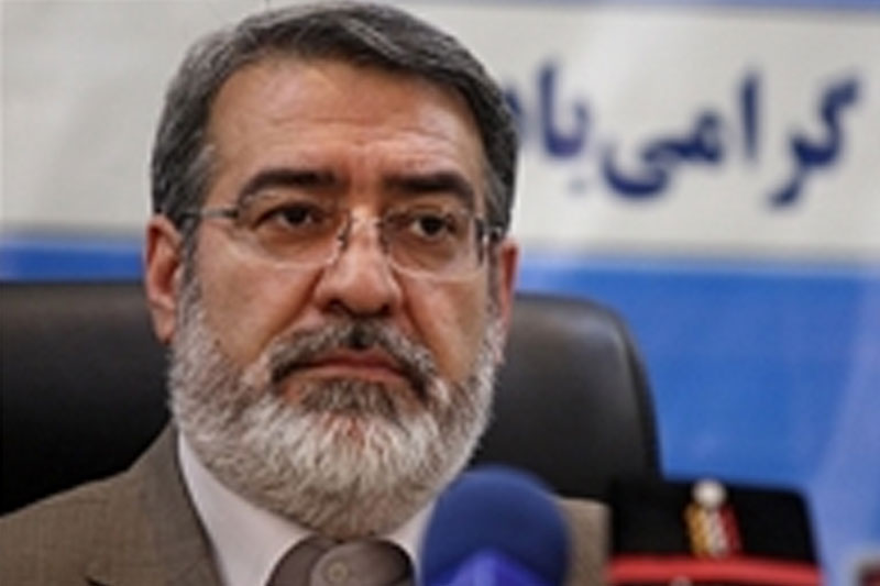 وزیر کشور تاجیکستان به ایران سفر کرد