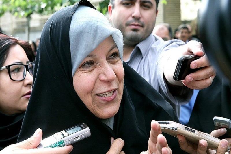 فائزه هاشمی: مهدی ما به زندان نمی رود!