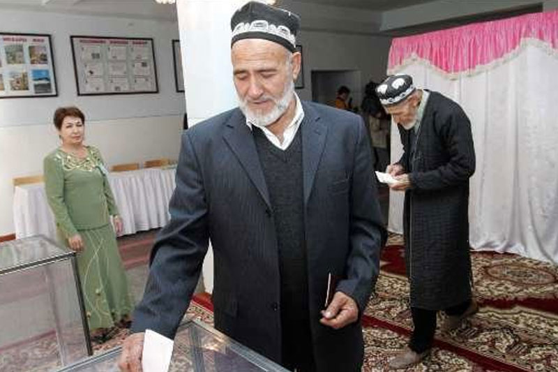 انتخابات پارلمانی تاجیکستان برگزار شد