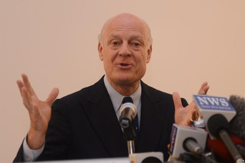 مشارکت ندادن ایران در راه حل سیاسی سوریه اشتباه بزرگی خواهد بود/ اسد باید بخشی از فرمول کاهش خشونت باشد