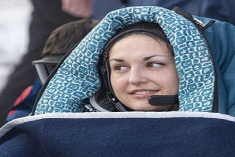 بازگشت چهارمین فضانورد زن روس از فضا
