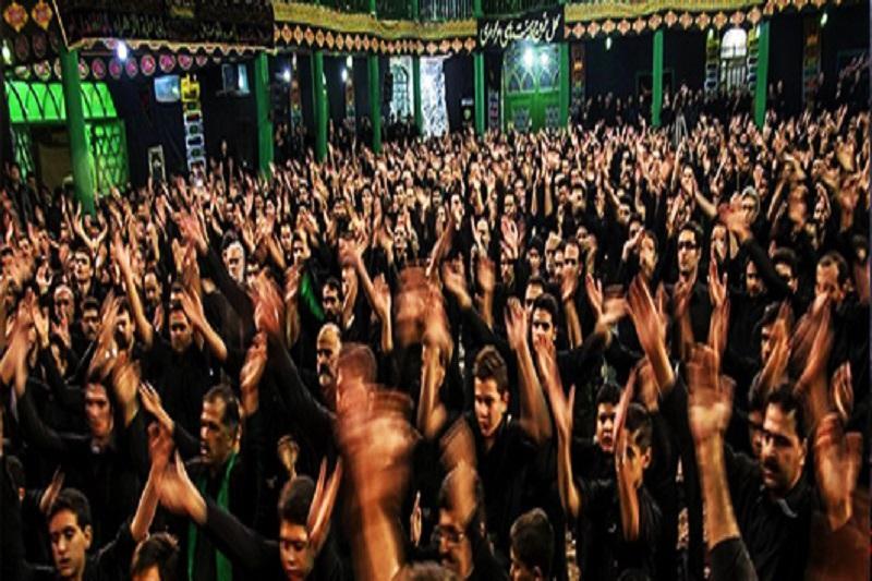 اولین گردهمآیی هیئتهای مذهبی در کرمانشاه برگزار شد