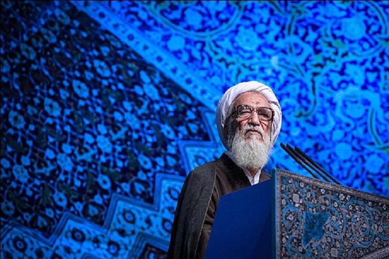 آیتالله موحدی کرمانی آخرین نماز جمعه ۹۳ تهران را اقامه میکند