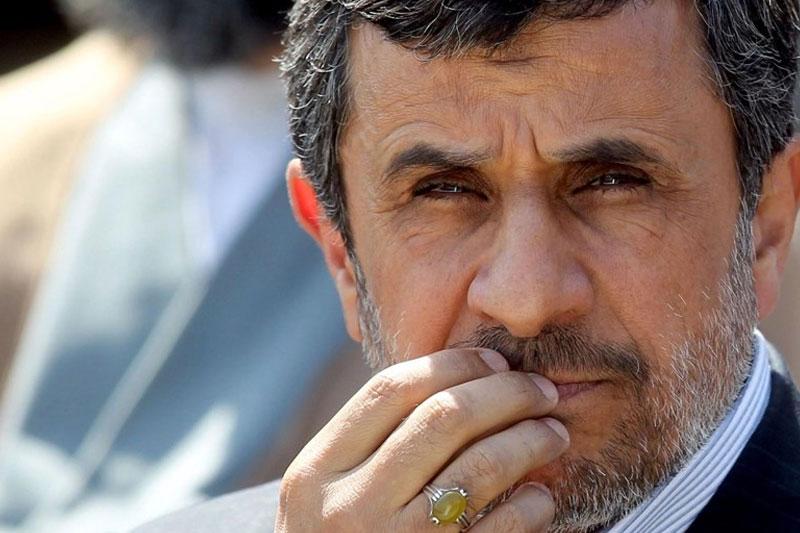 احمدینژاد درگذشت والده روحانی را تسلیت گفت