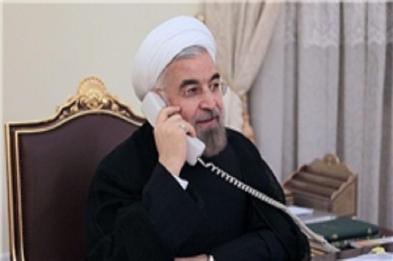 گفتوگوی تلفنی اسماعیل هنیه با روحانی